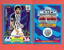 West Bromwich Albion Ahmed Hegazi Egypt 330